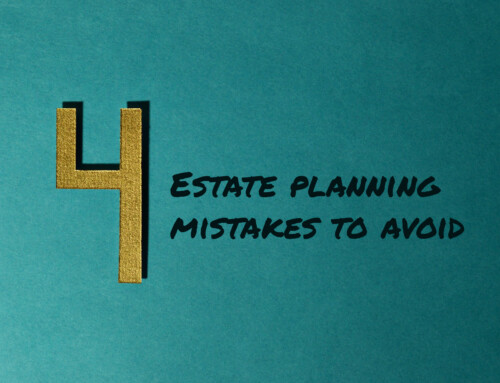 Top Four Estate Planning Mistakes to Avoid